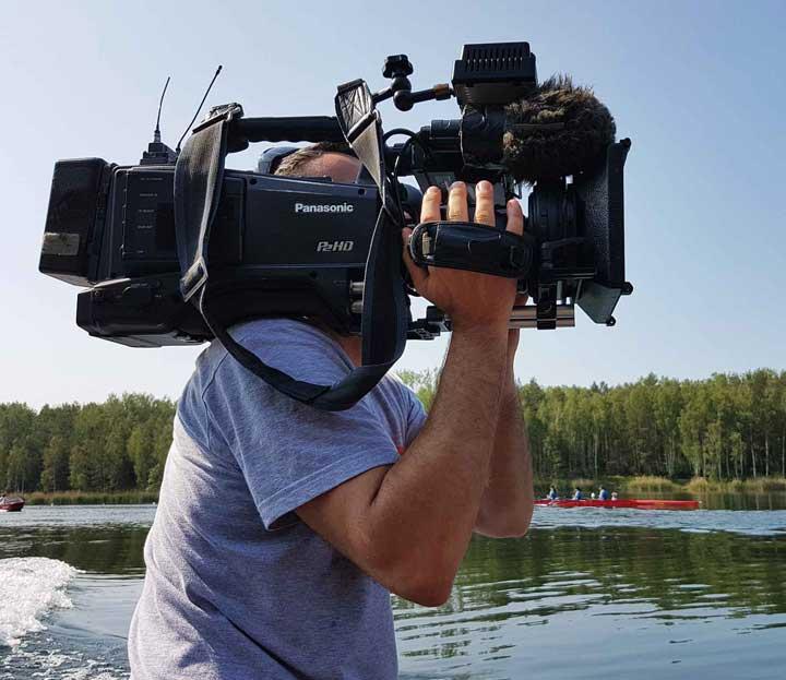 TV Kameramann in Halle (Saale)