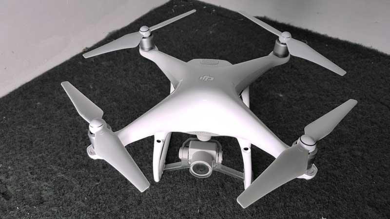 Professionelle Luftbilder mit unserer Kameradrohne