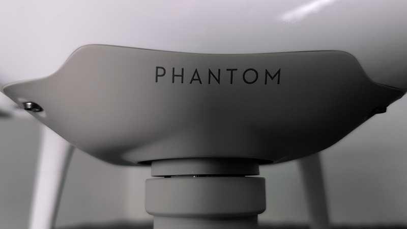 Phantom4 Kameradrohne für Luftaufnahmen