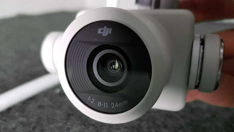 Kameradrohne für Aufnahmen in 4K