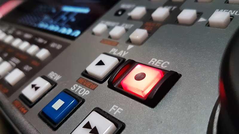 Professioneller Workflow für P2HD Fernsehproduktion
