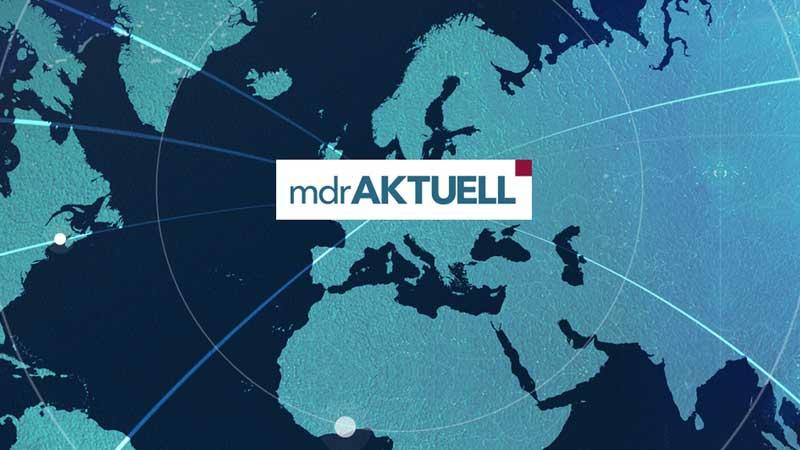 Lettow TV produziert für MDR aktuell