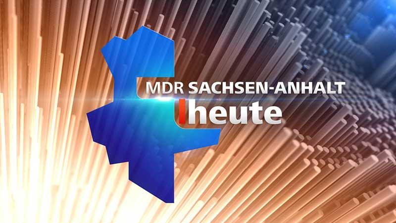 Lettow TV produziert für MDR Sachsen-Anhalt Heute