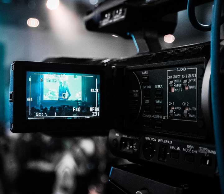 Produktion eines Musikvideos in Sachsen-Anhalt