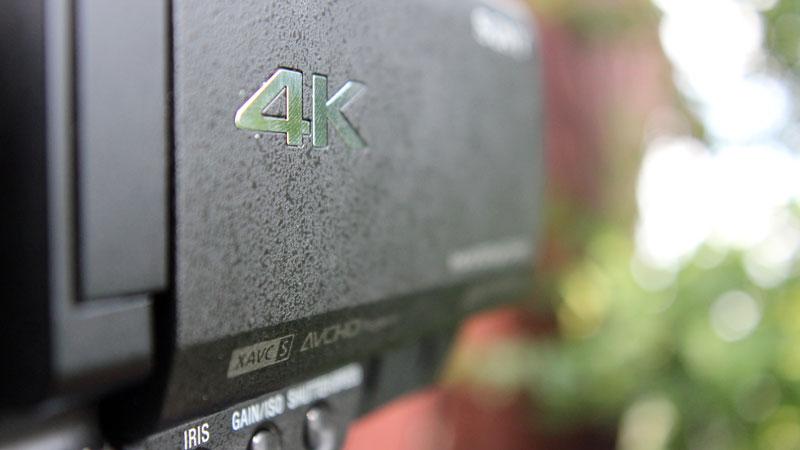 Videoproduktion mit 4K Kameras