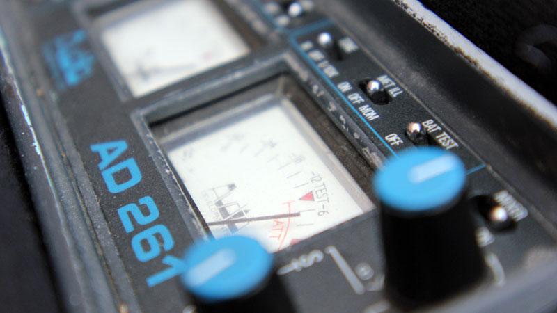 Stereo-Mischer für EB-Team