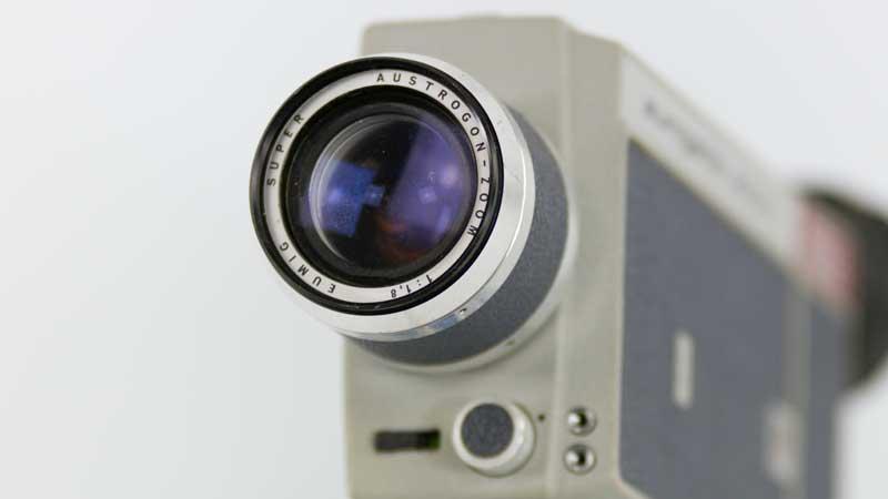 Digitalisierung von Super 8 und 8 mm Videos